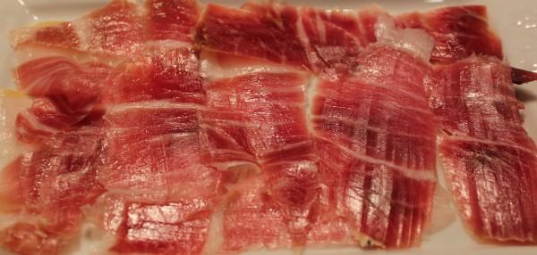 Jambon de porc noir gascon affiné 24 mois