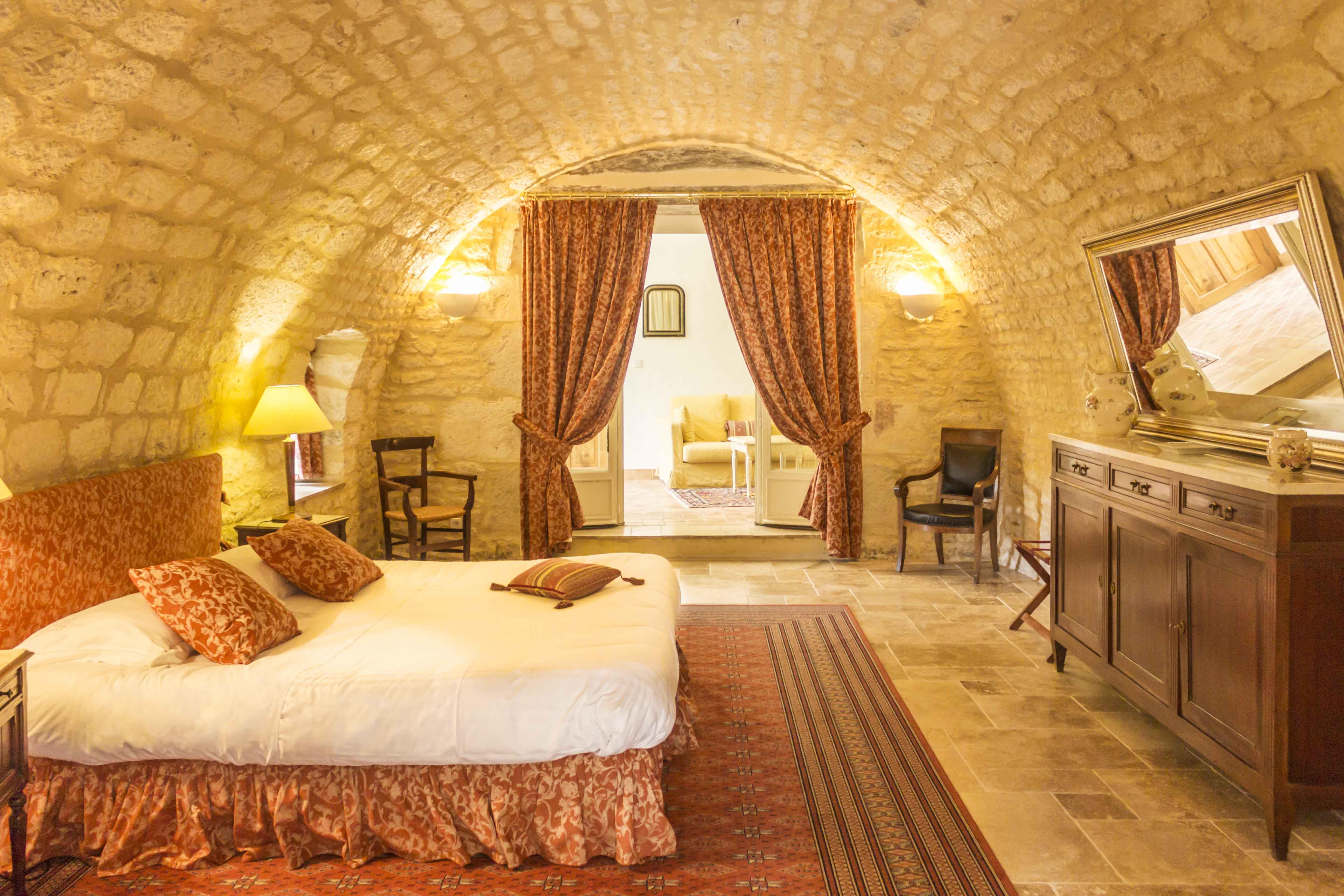 Les chambres – Domaine de Saint Géry