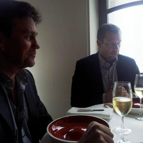 Avec Olivier Poels