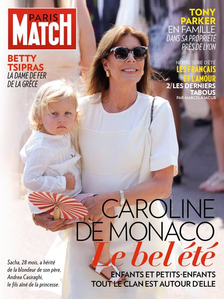 Paris Match_couv